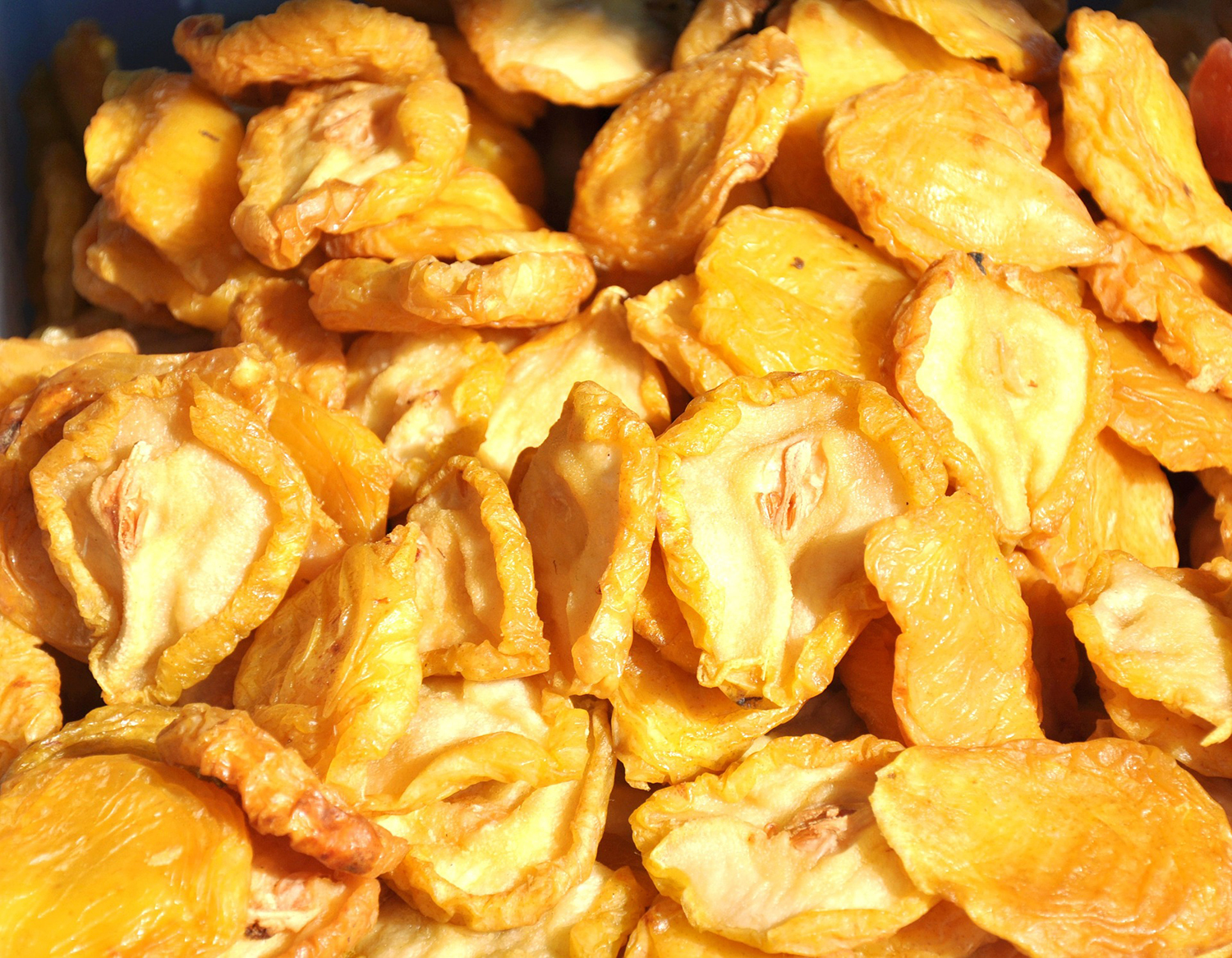 Dried fruit makes a great snack and is a fun way to preserve apples and other fruits.