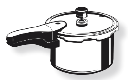 Pressure Cooker/saucepan not recommended by USDA or OSU Extension