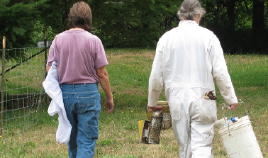 Residential beekeepers should be prepared to answer neighbors' questions about bees