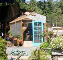If you have the budget and space, a greenhouse is the best type of season extension.