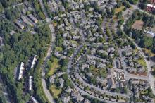 Google image of a city landscape