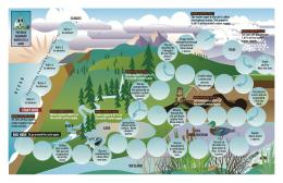 Image of 4-H Rosa Raindrop Water Cycle Board Game publication