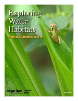 Image of Exploring Water Habitats: Wetlands, Streams, Oceans publication