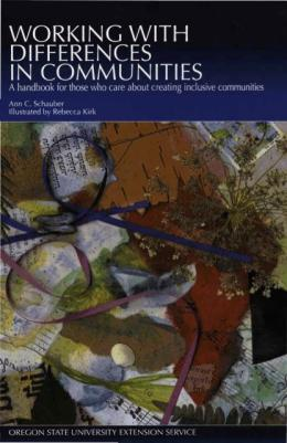 Image of Working with Differences in Communities: A Handbook for People Who Care About Inclusive Communities publication