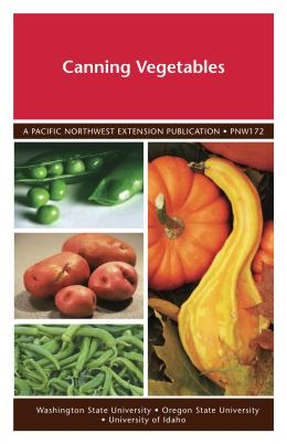 Image of Canning Vegetables publication