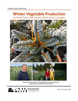 Image of Fall and Winter Vegetable Gardening in the Pacific Northwest publication