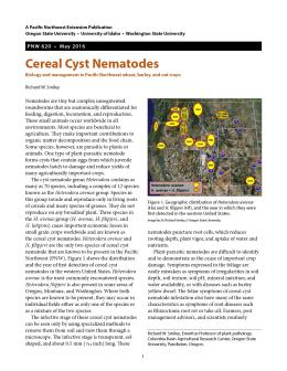 Image of Cereal Cyst Nematodes publication