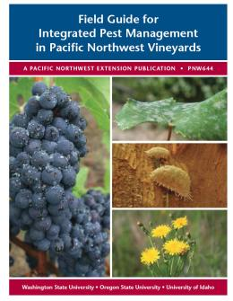 Image of Field Guide for Integrated Pest Management in Pacific Northwest Vineyards  publication