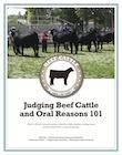 Cover for Judging Beef publication