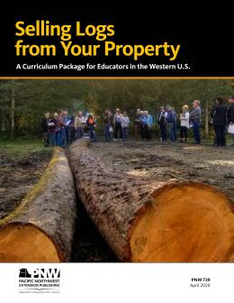 Cover image of Selling Logs from Your Property