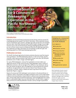 The cover of PNW 742