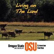 cover image for living on the land series